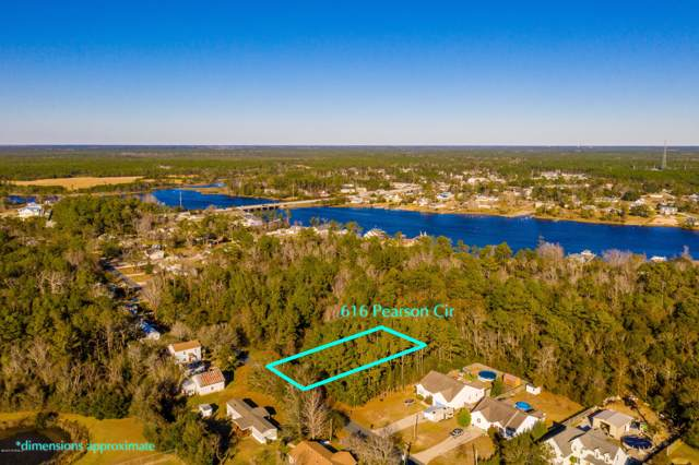 616 Pearson Circle, Newport, NC 28570 (MLS #100199836) :: David Cummings Real Estate Team