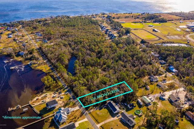 L16 Pearson Circle, Newport, NC 28570 (MLS #100199837) :: Barefoot-Chandler & Associates LLC