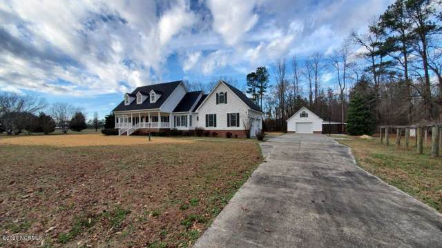 1805 Maurice Brown Road, Jamesville, NC 27846 (MLS #100199877) :: The Tingen Team- Berkshire Hathaway HomeServices Prime Properties
