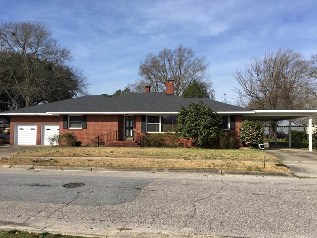 302 S Yelverton Street, Stantonsburg, NC 27883 (MLS #100199885) :: Vance Young and Associates