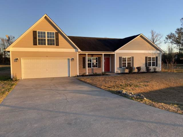 114 Hardin Drive, Maysville, NC 28555 (MLS #100199887) :: The Chris Luther Team