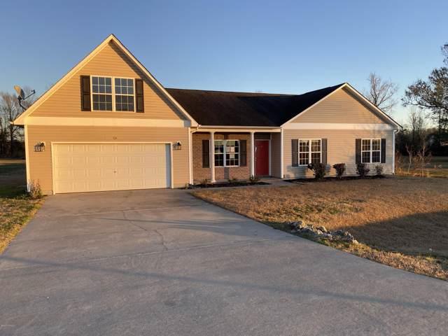 114 Hardin Drive, Maysville, NC 28555 (MLS #100199887) :: David Cummings Real Estate Team