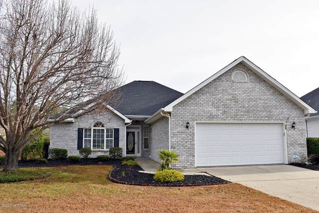 294 Ravennaside Drive NW, Calabash, NC 28467 (MLS #100199890) :: The Chris Luther Team