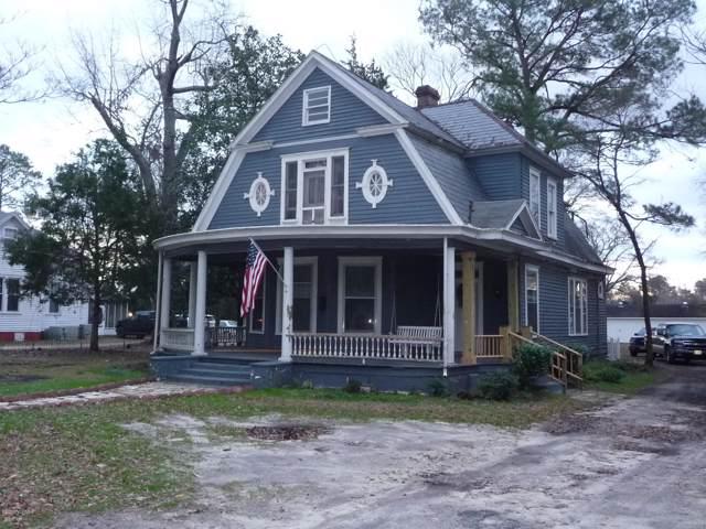 405 E Tatum Avenue, McColl, SC 29570 (MLS #100199910) :: Courtney Carter Homes