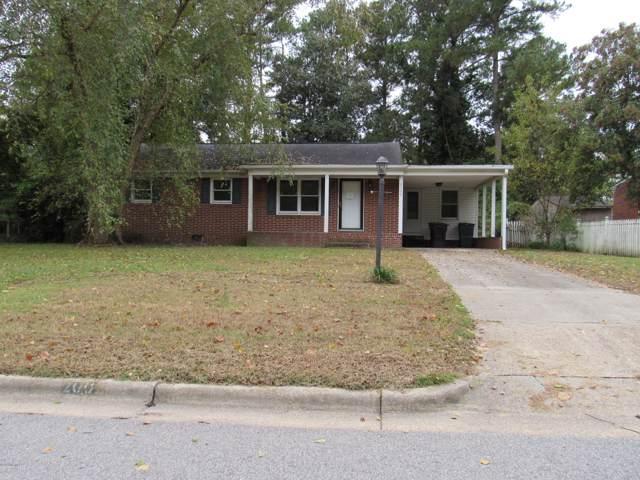 2002 Panola Street, Tarboro, NC 27886 (MLS #100199912) :: David Cummings Real Estate Team