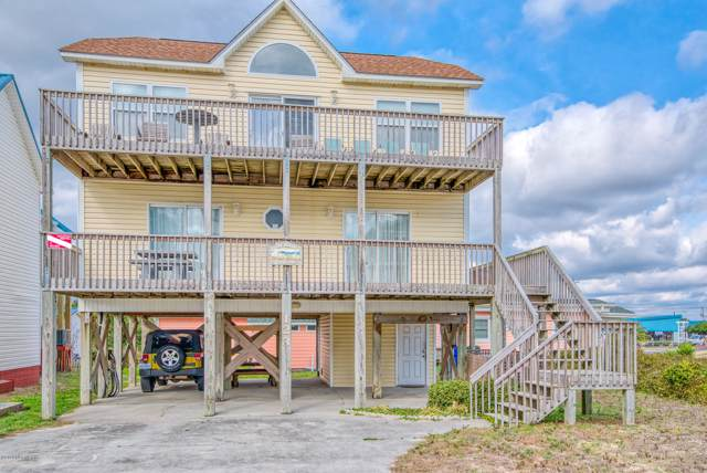 123 N Shore Drive, Surf City, NC 28445 (MLS #100199923) :: The Oceanaire Realty