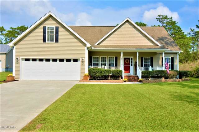 456 Tate Lake Drive, Southport, NC 28461 (MLS #100199929) :: CENTURY 21 Sweyer & Associates