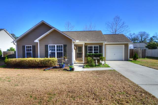 1809 Liz Lane NE, Leland, NC 28451 (MLS #100199936) :: The Chris Luther Team