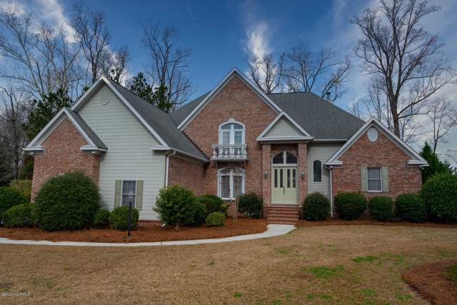 1104 Country Club Drive, Trent Woods, NC 28562 (MLS #100199959) :: RE/MAX Elite Realty Group