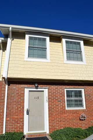 283 Salter Path Road #113, Pine Knoll Shores, NC 28512 (MLS #100199967) :: The Chris Luther Team