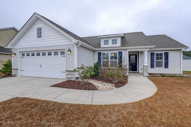 719 Radiant Drive, Jacksonville, NC 28546 (MLS #100199973) :: The Chris Luther Team