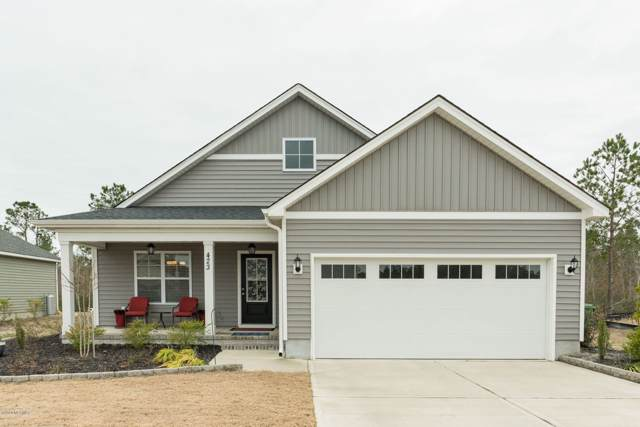 423 Pebble Shore Drive, Sneads Ferry, NC 28460 (MLS #100199977) :: RE/MAX Elite Realty Group