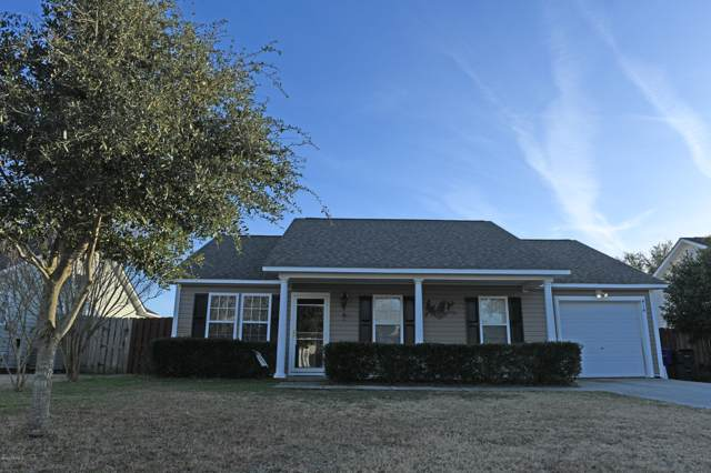 414 Brewster Lane, Wilmington, NC 28412 (MLS #100199994) :: The Chris Luther Team
