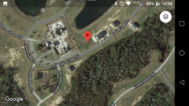 325 Spicer Lake Drive, Holly Ridge, NC 28445 (MLS #100199997) :: The Oceanaire Realty