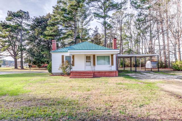 203 N Pine Street, Fremont, NC 27830 (MLS #100200023) :: Vance Young and Associates