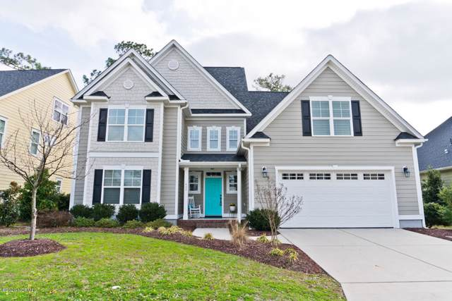 409 Lanyard Drive, Newport, NC 28570 (MLS #100200024) :: The Chris Luther Team