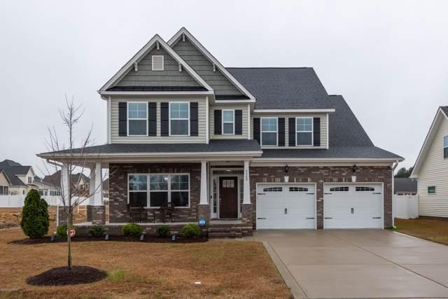 4305 Glen Castle Way, Winterville, NC 28590 (MLS #100200035) :: CENTURY 21 Sweyer & Associates