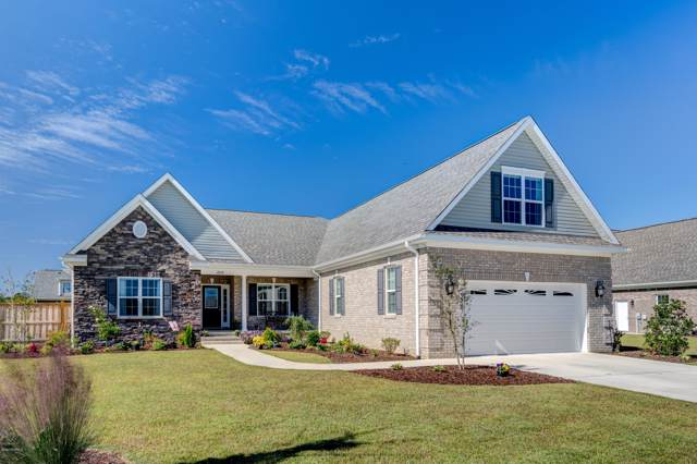 2031 Woodwind Drive, Leland, NC 28451 (MLS #100200041) :: Vance Young and Associates