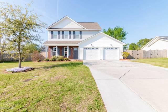 110 Dillard Lane, Richlands, NC 28574 (MLS #100200058) :: RE/MAX Elite Realty Group