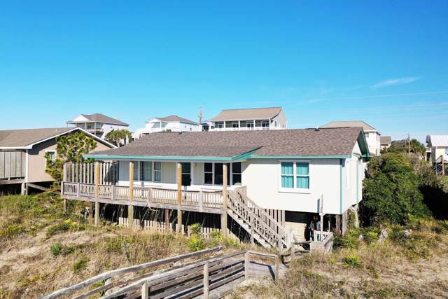 1605 Ocean Drive, Emerald Isle, NC 28594 (MLS #100200072) :: The Chris Luther Team