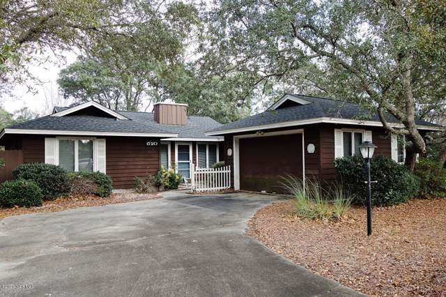 620 Camellia Lane, Sunset Beach, NC 28468 (MLS #100200073) :: Vance Young and Associates