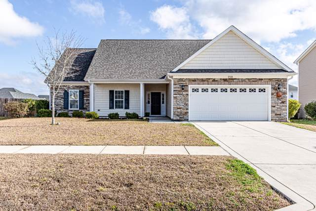 158 Moonstone Court, Jacksonville, NC 28546 (MLS #100200101) :: Berkshire Hathaway HomeServices Hometown, REALTORS®