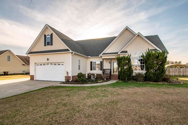 498 Arden Ridge Drive, Grimesland, NC 27837 (MLS #100200106) :: The Chris Luther Team