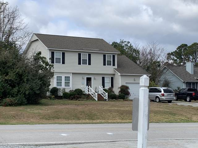 207 River Reach Drive, Swansboro, NC 28584 (MLS #100200137) :: The Chris Luther Team
