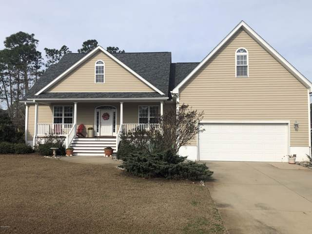 184 Guthrie Drive, Newport, NC 28570 (MLS #100200147) :: The Chris Luther Team
