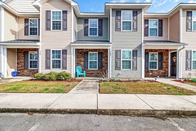 309 Glen Cannon Drive, Jacksonville, NC 28546 (MLS #100200165) :: Vance Young and Associates