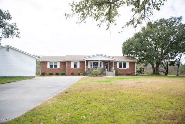 149 Lewistown Road, Beaufort, NC 28516 (MLS #100200166) :: Vance Young and Associates
