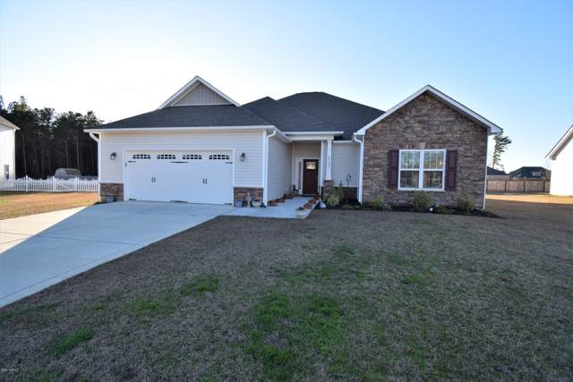 2966 Calla Lilly Lane, Winterville, NC 28590 (MLS #100200179) :: The Chris Luther Team