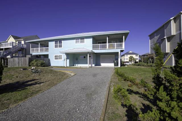 1202/1203 S Topsail / S Shore Drive, Surf City, NC 28445 (MLS #100200187) :: The Oceanaire Realty