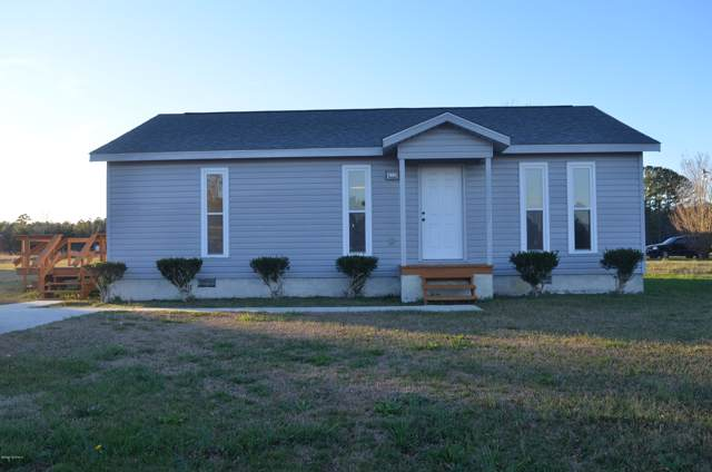758 Tom Mann Road, Newport, NC 28570 (MLS #100200198) :: Lynda Haraway Group Real Estate