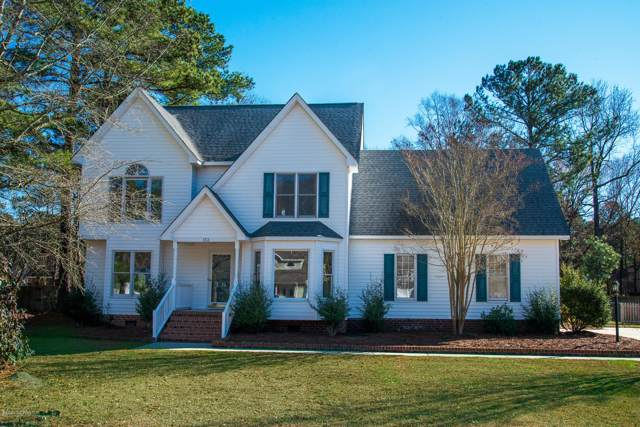 132 Squire Drive, Winterville, NC 28590 (MLS #100200203) :: Lynda Haraway Group Real Estate