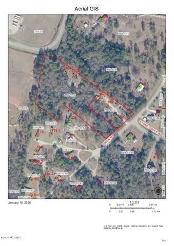 4.84ac Dixon Road, Holly Ridge, NC 28445 (MLS #100200223) :: CENTURY 21 Sweyer & Associates