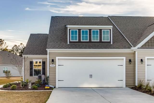 1991 Coleman Lake Dr., Carolina Shores, NC 28467 (MLS #100200227) :: Lynda Haraway Group Real Estate