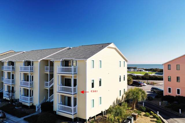9201 Coast Guard Road C201, Emerald Isle, NC 28594 (MLS #100200233) :: The Chris Luther Team