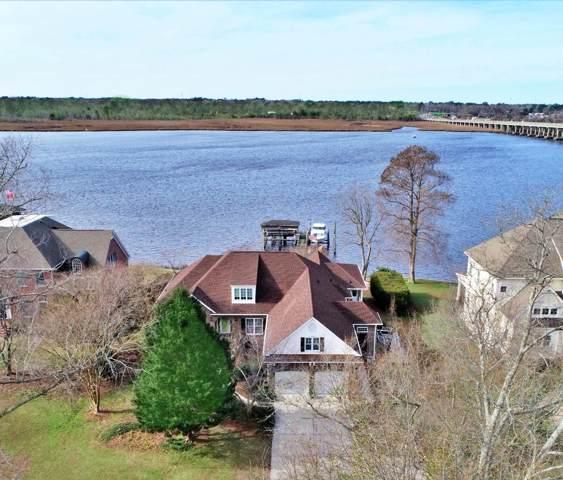 200 Bridge Pointe Drive, New Bern, NC 28562 (MLS #100200243) :: Coldwell Banker Sea Coast Advantage