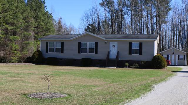 3450 Saints Delight Church Road, New Bern, NC 28560 (MLS #100200246) :: The Oceanaire Realty