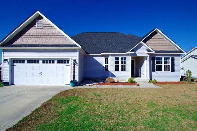 108 Stony Brook Way, Jacksonville, NC 28546 (MLS #100200268) :: Berkshire Hathaway HomeServices Hometown, REALTORS®