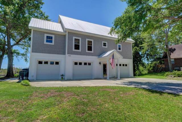 104 Guthrie Lane, Sneads Ferry, NC 28460 (MLS #100200293) :: The Chris Luther Team