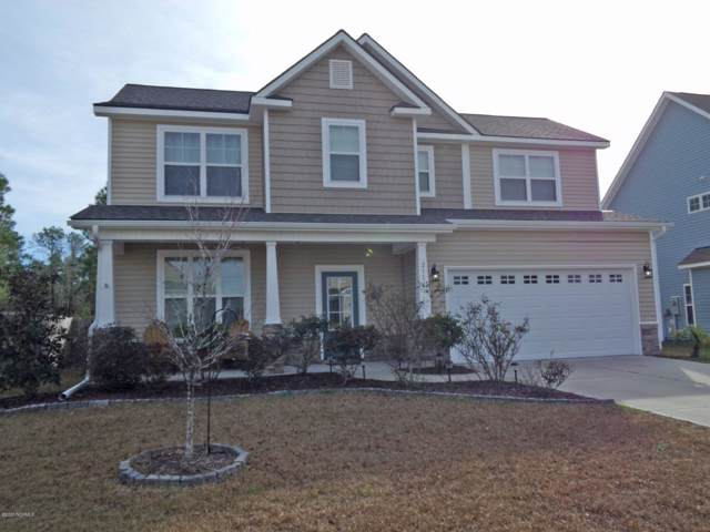 211 Admiral Court, Sneads Ferry, NC 28460 (MLS #100200295) :: The Oceanaire Realty