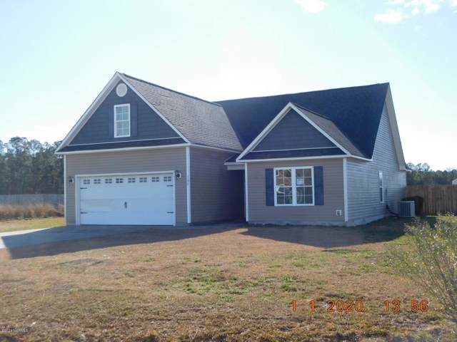 105 Cherry Ridge Court, Richlands, NC 28574 (MLS #100200302) :: The Chris Luther Team