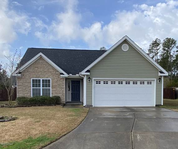 123 Kenmore Court, New Bern, NC 28560 (MLS #100200318) :: The Chris Luther Team
