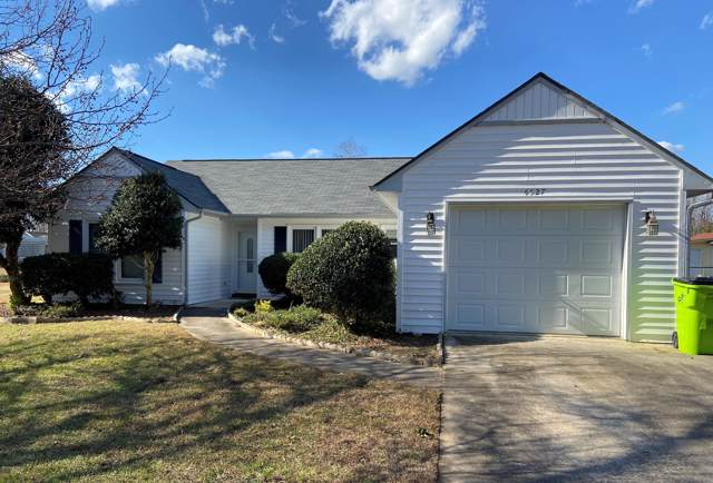 4527 Rivershore Drive, New Bern, NC 28560 (MLS #100200319) :: The Chris Luther Team