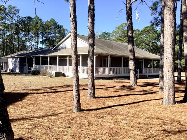 198 Russell Road, Southport, NC 28461 (MLS #100200325) :: Vance Young and Associates