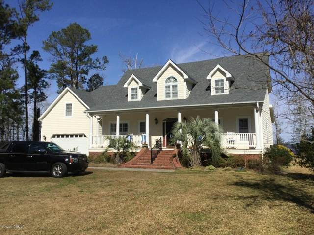 125 King Creek Drive, Havelock, NC 28532 (MLS #100200330) :: Carolina Elite Properties LHR