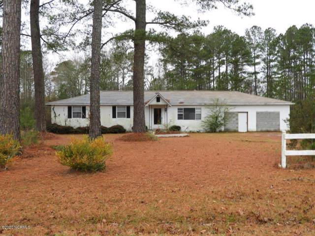 358 Edwards Road, Chocowinity, NC 27817 (MLS #100200343) :: The Chris Luther Team