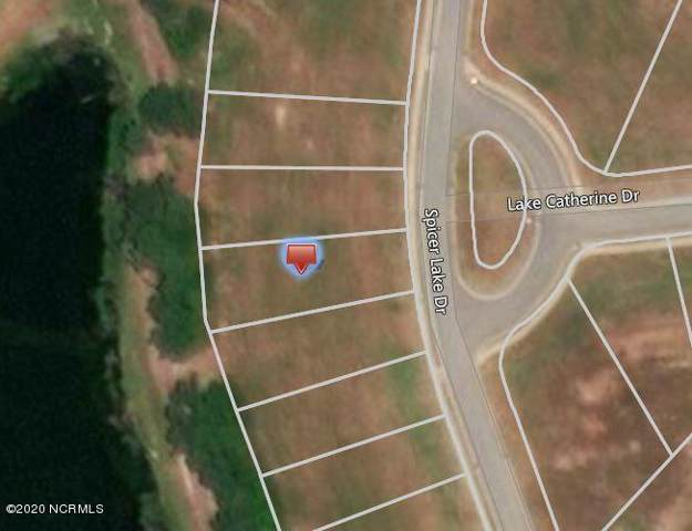 236 Spicer Lake Drive, Holly Ridge, NC 28445 (MLS #100200383) :: CENTURY 21 Sweyer & Associates